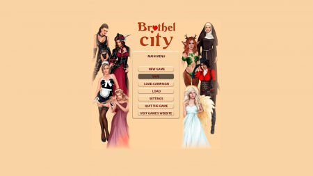 Download Brothel City 1.6 Free PC Game for Mac
