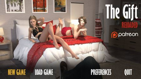 Download The Gift Reloaded 0.03 Free PC Game for Mac