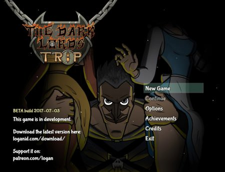 Download The Dark Lord's Trip Free PC Game for Mac