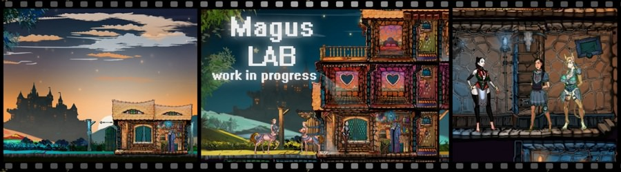Download The Magus Lab 0.41A Free PC Game for Mac