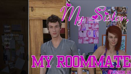 Download My Sister, My Roommate 1.69 Free PC Game for Mac