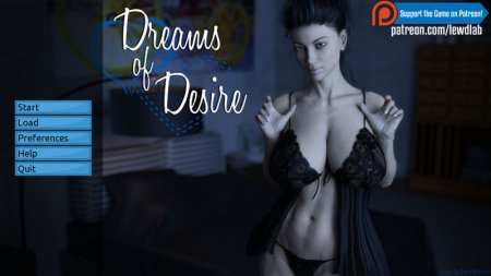 Download Dreams of Desire 1.0.3 Free PC Game for Mac