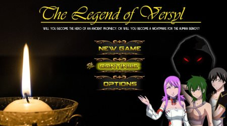 Download He Legend of Versyl 1.3.5 Free PC Game for Mac