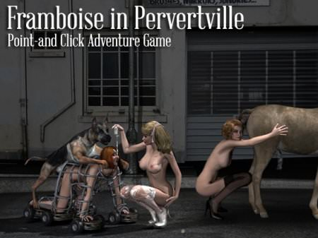 Download Framboise in Pervertville Free PC Game for Mac