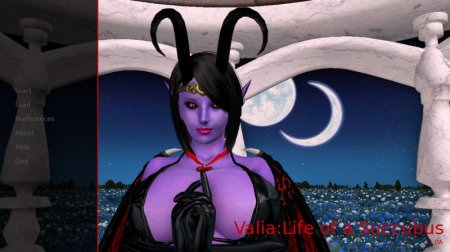 Download Valia: Life of a Succubus 1.0A Free PC Game for Mac