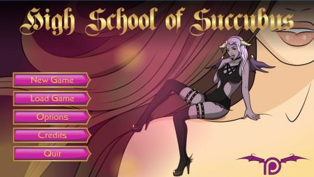 Download High School Of Succubus 1.45 Free PC Game for Mac