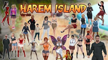 Download Harem Island 1.0a Free PC Game for Mac
