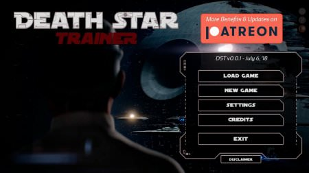 Download Death Star Trainer 0.12.56 Free PC Game for Mac