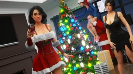 Download Milfy City Christmas Episode Free PC Game for Mac