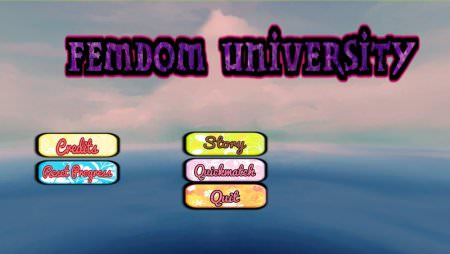 Download Femdom University 2.16 Free PC Game for Mac