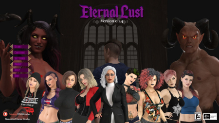 Download Eternal Lust 0.2.1 Free PC Game for Mac