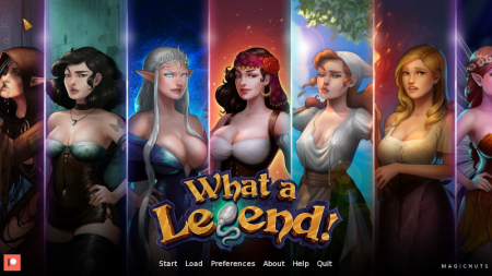 Download What a Legend! 0.3.01 Free PC Game for Mac