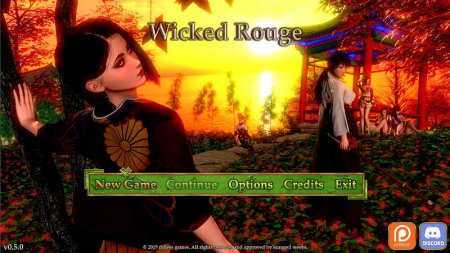 Download Wicked Rouge 0.8.2 Free PC Game for Mac