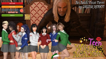 Download Teen Witches Academy Free PC Game for Mac
