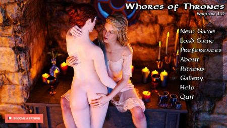 Download Whores of Thrones 1.12 Free PC Game for Mac