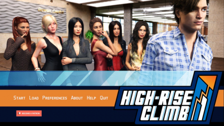 Download High-Rise Climb 0.8.1a Free PC Game for Mac