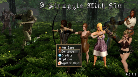 Download A Struggle With Sin 0.3.4.0 Free PC Game for Mac
