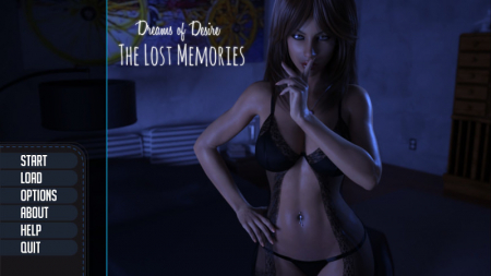 Download Dreams of Desire: The Lost Memories Free PC Game for Mac