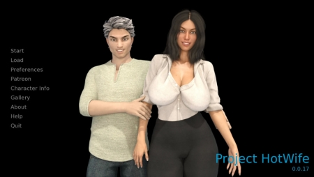 Download Project Hot Wife 0.0.19 Free PC Game for Mac