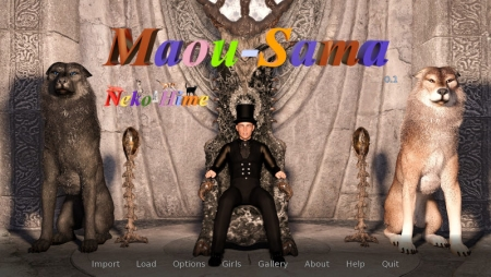 Download Maou-Sama Free PC Game for Mac