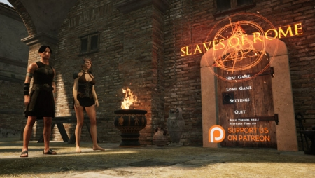 Download Slaves of Rome 0.9.9 Free PC Game for Mac