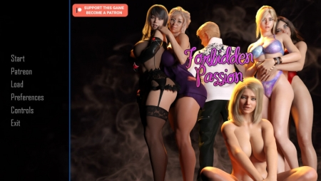 Download Forbidden Passion 0.3 Free PC Game for Mac