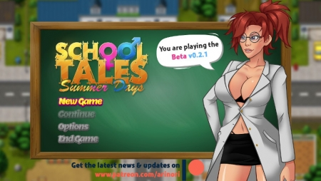 Download School Tales: Summer Days 0.2.1 Free PC Game for Mac