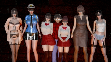 Download Lost Girl 0.1.4 Free PC Game for Mac