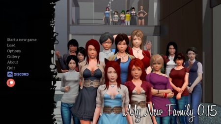 Download My New Family 0.16 Free PC Game for Mac