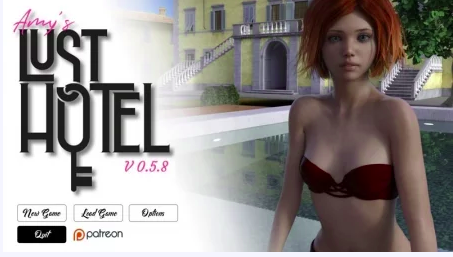 Download Amy's Lust Hotel 0.6.2 Free PC Game for Mac