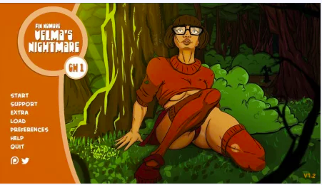 Download Scooby-Doo: Velma's Nightmare 1.3.1 Free PC Game for Mac