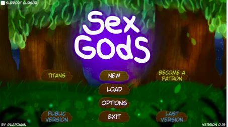 Download Sex Gods 0.22 Free PC Game for Mac