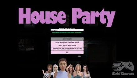 Download House Party 0.16.5 Free Game for Mac/PC