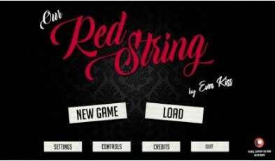 Our Red String 0.7 Full Game Free Download for Mac/PC