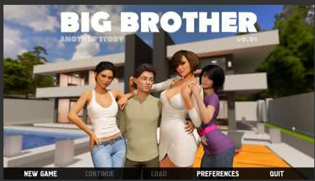 Big Brother Another Story 0.03.5.005 Download Game Walkthrough for PC