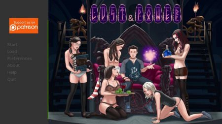 Lust and Power 0.31c Download Game Walkthrough for PC & Android